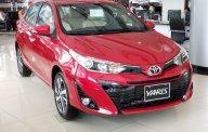 Bán xe Toyota Yaris 1.5G năm 2018, màu đỏ, giá chỉ 650 triệu giá 650 triệu tại Hà Nội