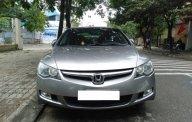 Cần bán Honda Civic 2.0 i-vtec sản xuất 2008, màu bạc giá 385 triệu tại Hà Nội
