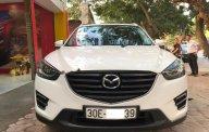 Cần bán xe cũ Mazda CX 5 2.5 AT 2WD đời 2017, màu trắng giá 895 triệu tại Hà Nội