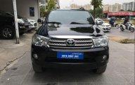 Nhất Huy Auto bán Toyota Fortuner 4x4 AT năm 2010, màu đen, giá chỉ 535 triệu giá 535 triệu tại Hà Nội