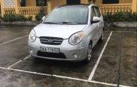 Bán ô tô Kia Morning đời 2009, màu bạc số sàn giá 133 triệu tại Bắc Giang