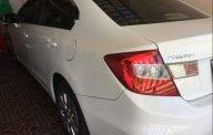 Bán Honda Civic 1.8MT đời 2014, màu trắng xe gia đình giá 560 triệu tại Trà Vinh