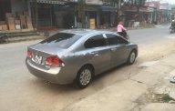 Cần bán Honda Civic 1.8 MT đời 2008, màu xám  giá 320 triệu tại Thanh Hóa