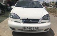 Bán xe Chevrolet Vivant CDX MT năm sản xuất 2008, màu trắng ít sử dụng giá cạnh tranh giá 200 triệu tại Cần Thơ