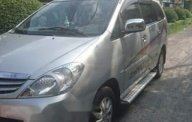 Bán lại xe Toyota Innova 2.0G sản xuất 2011, màu bạc, giá tốt giá 445 triệu tại Bình Dương