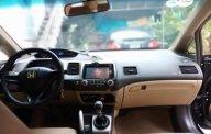 Cần bán Honda Civic 1.8 MT sản xuất năm 2008, màu đen như mới giá 298 triệu tại Quảng Ninh