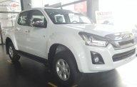 Bán Isuzu Dmax LS 1.9L 4x2 MT năm 2018, màu trắng, xe nhập giá 620 triệu tại Tp.HCM