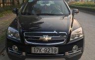 Bán Chevrolet Captiva năm sản xuất 2009, màu đen giá 425 triệu tại Hà Nội