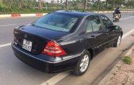 Bán Mercedes C180 năm 2003, màu đen còn mới, giá chỉ 215 triệu giá 215 triệu tại Hà Nội