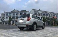 Bán gấp Chevrolet Captiva năm sản xuất 2007, màu bạc như mới giá 265 triệu tại Hà Nội