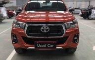 Cần bán Hilux 2.8G 2 cầu, xe cũ như mới, phụ kiện đầy đủ giá 900 triệu tại Tp.HCM