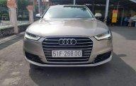 Bán Audi A6 sản xuất 2016, màu nâu, nhập khẩu nguyên chiếc giá 1 tỷ 800 tr tại Tp.HCM
