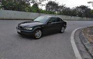 Bán xe BMW 3 Series LX sản xuất 2003, màu đen giá 185 triệu tại Hà Nội