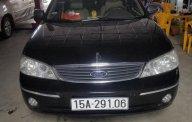 Cần bán Ford Laser năm sản xuất 2004, màu đen giá 220 triệu tại Bắc Ninh