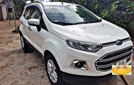 Cần bán lại xe Ford EcoSport sản xuất 2016, màu trắng chính chủ giá 475 triệu tại Gia Lai