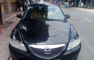 Cần bán Mazda 6 năm 2005, màu đen, nhập khẩu nguyên chiếc giá 220 triệu tại Tp.HCM