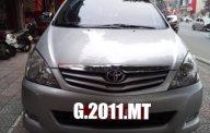 Bán xe Toyota Innova G màu ghi bạc số sàn, SX cuối 2011, BS 29A giá 465 triệu tại Hà Nội