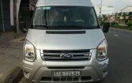 Bán Ford Transit SLX Luxury đời 2014, màu bạc xe gia đình giá cạnh tranh giá 530 triệu tại Tiền Giang