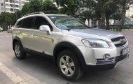 Bán Chevrolet Captiva LT Maxx 2.4 MT sản xuất 2010, màu bạc   giá 350 triệu tại Hà Nội