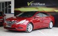 Bán ô tô Hyundai Sonata 2.0AT sản xuất năm 2011, màu đỏ, xe nhập, giá tốt giá 546 triệu tại Tp.HCM