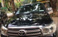Bán xe Toyota Fortuner V 2.7 AT sản xuất năm 2010, màu đen giá 515 triệu tại Hà Nội