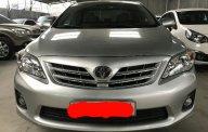 Cần bán Toyota Corolla altis 1.8MT đời 2013, màu bạc, giá 536tr giá 536 triệu tại Tp.HCM