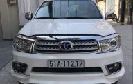Cần bán lại xe Toyota Fortuner năm sản xuất 2011, màu trắng, xe nhập   giá 750 triệu tại Tp.HCM