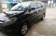 Bán xe Toyota Innova sản xuất năm 2006, màu đen, giá chỉ 315 triệu giá 315 triệu tại Thanh Hóa