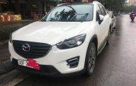 Bán Mazda CX 5 2.0 AT sản xuất năm 2017, màu trắng, chính chủ giá 855 triệu tại Hà Nội