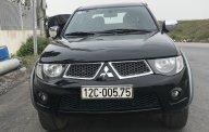 Nhà mình cần bán chiếc xe Mitsubishi Triton 2011, màu đen giá 345 triệu tại Phú Thọ