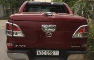 Cần bán xe Mazda BT 50 sản xuất năm 2013, màu đỏ, xe nhập giá 478 triệu tại Nghệ An