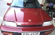 Cần bán gấp Honda Civic đời 1990, màu đỏ, nhập khẩu nguyên chiếc giá 68 triệu tại Cần Thơ