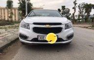 Cần bán gấp Chevrolet Cruze năm 2017, màu trắng như mới, giá 455tr giá 455 triệu tại Hà Nội