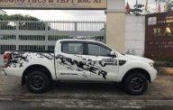 Bán Ford Ranger XLS MT đời 2014, màu trắng, giá 460tr giá 460 triệu tại Tp.HCM