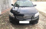 Cần bán Toyota Corolla altis 1.8 G đời 2009, màu đen. Hàng siêu mới giá 440 triệu tại Hà Nội