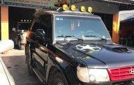 Cần bán xe Hyundai Galloper 2.5 MT đời 2002, màu đen, xe nhập  giá 115 triệu tại Hải Dương