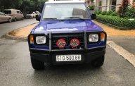 Bán xe Hyundai Galloper 2.5 MT đời 1995, màu xanh lam, nhập khẩu Hàn Quốc chính chủ giá 185 triệu tại Tp.HCM