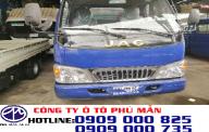 Bán xe tải JAC 2T4 thùng bạt giá 298 triệu tại Tp.HCM