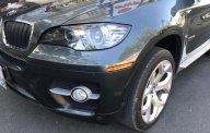 Bán ô tô BMW X6 xdrive 3.5si năm 2009, màu xanh lục, giá 820 triệu nhập khẩu giá 820 triệu tại Tp.HCM