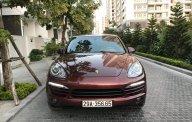 Bán xe Porsche Cayenne đời 2012, màu đỏ, xe nhập giá 2 tỷ 150 tr tại Hà Nội