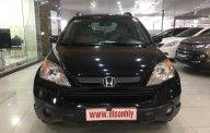 Bán Honda CR V sản xuất 2007, màu đen, nhập khẩu giá 455 triệu tại Phú Thọ