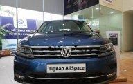Bán ô tô Volkswagen Tiguan đời 2018, màu xanh lam, nhập khẩu nguyên chiếc giá 1 tỷ 729 tr tại Khánh Hòa