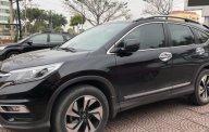 Gia đình bán Honda CR V 2.4 AT đời 2015, màu đen giá 800 triệu tại Hải Dương