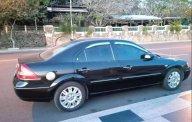 Bán ô tô Ford Mondeo đời 2003, màu đen, xe nhập xe gia đình giá 205 triệu tại BR-Vũng Tàu