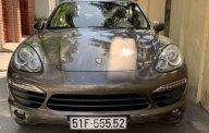Cần bán Porsche Cayenne S sản xuất năm 2010, màu nâu, nhập khẩu giá 1 tỷ 870 tr tại Hà Nội