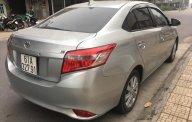 Bán Toyota Vios năm 2016, màu bạc số sàn giá 469 triệu tại Thái Bình