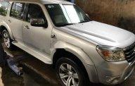Cần bán lại Ford Everest 2.5L 4x2 MT năm 2011, màu bạc còn mới, giá chỉ 535 triệu giá 535 triệu tại Gia Lai