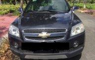 Bán Chevrolet Captiva LT 2.4 năm 2009, màu xám giá 299 triệu tại Sóc Trăng