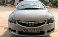 Cần bán Honda Civic WiSE Edition 1.8MT sản xuất năm 2011, màu bạc giá 405 triệu tại Bình Dương