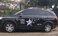 Bán ô tô Chevrolet Captiva LT năm sản xuất 2007, màu đen số sàn giá 277 triệu tại Tp.HCM